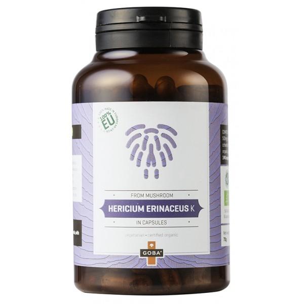 Hericium Erinaceus - 140 caps