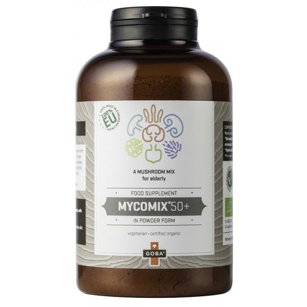 MycoMix® 50plus - Complesso sinergico per anziani
