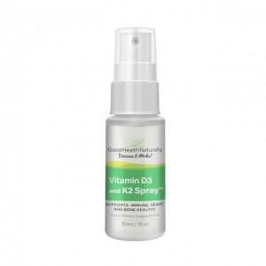 Vitamina D3 e K2 - Spray - 30 ml
