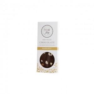 Cioccolato crudo con nocciole - 30g