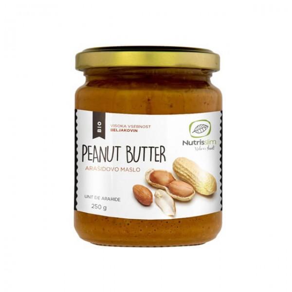 Burro di arachidi - bio - 250g