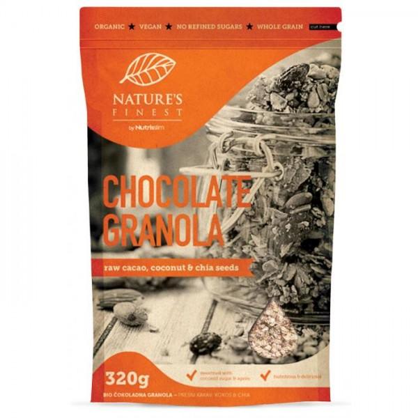 Chocolate Granola - Bio - 320g