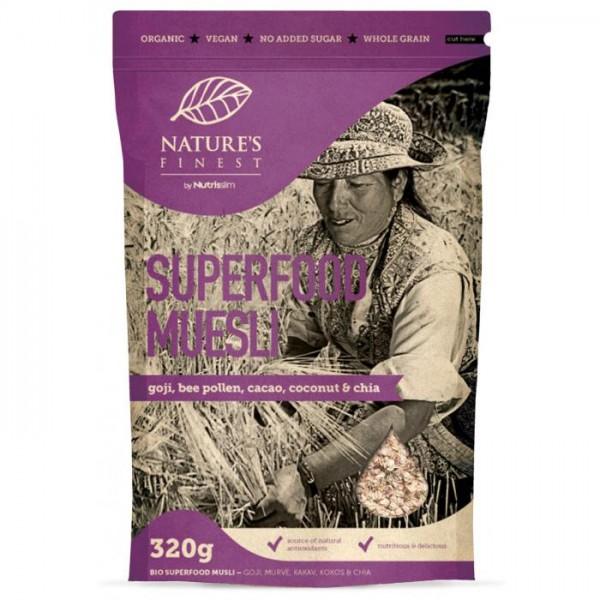 Muesli con superfood - Bio - 320g