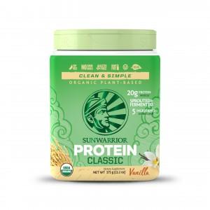 SUNWARRIOR Protein Vanilla - 15 porzioni - 375g